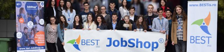 De ce să particip la JobShop®?